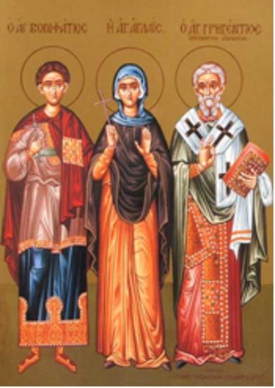 19 Aralık Kutsal Şehit Bonifas