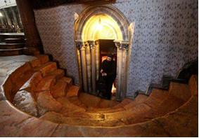 Isa Mesih'in Doğduğu Kutsal Mağara