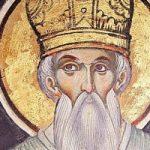 2 Ocak. Kutsallar arasındaki Babamız, Roma Papası Silvester'ın anılması.