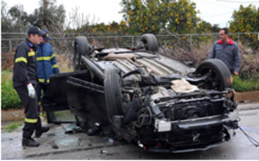 Aziz Paisios'un  trafik kazalarına müdahalesi.
