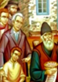 Aziz Paisios, işçi ve tövbe vaizi