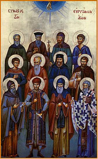 5 Temmuz  Kutsal Pederimiz Yeni-Şehit Cyprian