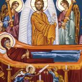 Meryem Ana'nın Vefatı üzerine vaaz