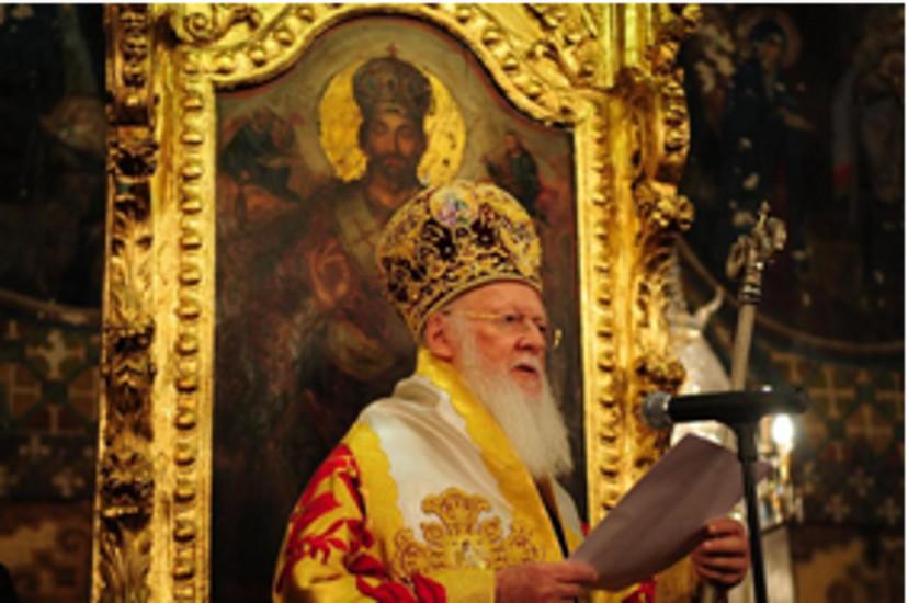 Εkumenik Patrik hazretlerinin yeni kilise yılı mesajı