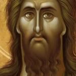 Pazar vaazi.Vaftizci yahya bayrami