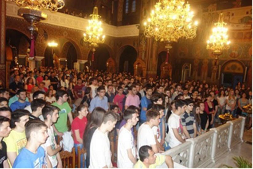 Aziz Andreas Cemaatinin Gençlerine Mektup