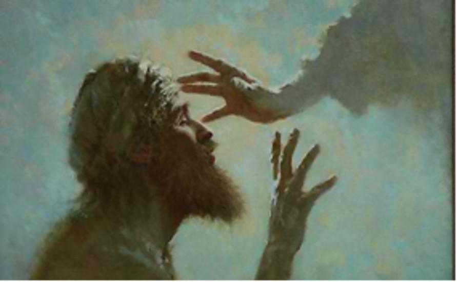 Kör adam Pazarı vaazı