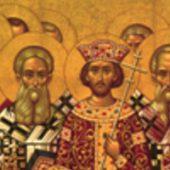 İlk Ekümenik Sinodu Kutsal Babaları'nın Pazarı vaazı