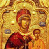 Kutsal Sümela Manastırı'nın mücizeler yaratan Meryem Ana ikonası