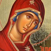 Ağustos ayinin 15'inde Büyük Akşam Dualarında