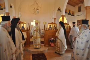 Panagia Pisidiotissa'nın bayram günü