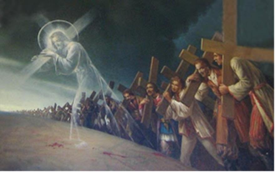 Haç'ın  Yüceltilmesi Sonrası Pazar Vaazı