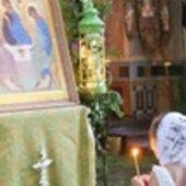 Kutsal Haç'ı yüceltme bayramından önceki Pazar vaazı
