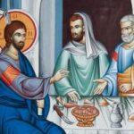 Kutsal Salı akşamının duası