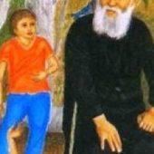 Aziz Paisios ve Hıristiyan ailesi