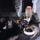 Simonopetralı Muhterem Rahip Yelasios (1904-1987)