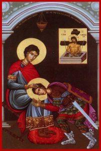 Aziz Şehitler Dimitrios ve Nestor'un Yortu Günü Konuşması