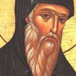 Sefalonia Adası'nda yaşamış olan Aziz Gerasimos hakkında vaaz
