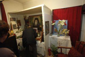Kafsokalivialı Aziz Porfirios üzerine vaaz