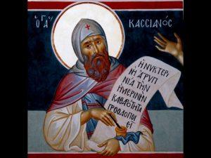 29 Şubat Saygıdeğer Babamız Romalı Kassianus
