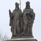Slavların aydınlatıcıları, Aziz ve Elciler'e denk Kiril(os) ve Methodios hakkında vaaz