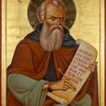 Aziz Yeronimos hakkında vaaz