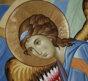 Kutsal Melekler ve Tanrı'ya ilahi ibadet