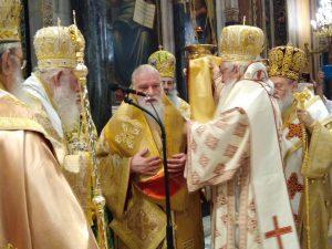 Ortodoksluk'ta Episkopos'un rolü ve Kilisenin birliği