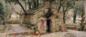 Azize Theodora'nın 17 Ağaçlı Kilisesi