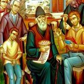 Aziz Paisios'un teselli istidadı